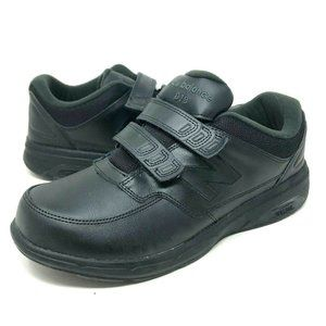 New Balance 813 Hook and Loop Sneaker Black